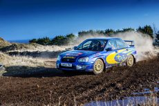 Chris Birkbeck Rally School Subaru Impreza Rally Experience